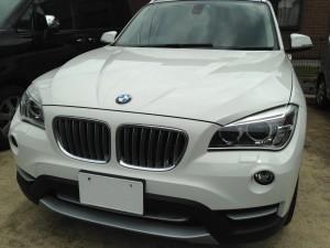 BMWX1全体