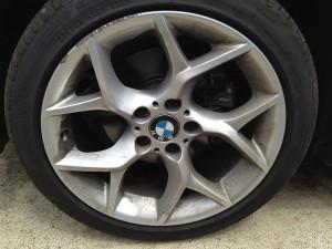 BMWX1ビフォー1