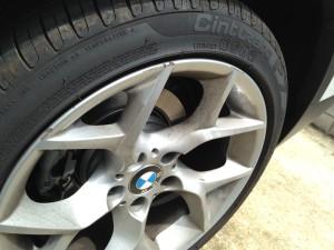 BMWX1ビフォー7