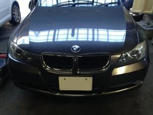 BMW320i ビフォー1