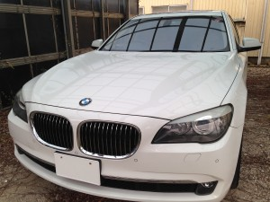 BMW750i